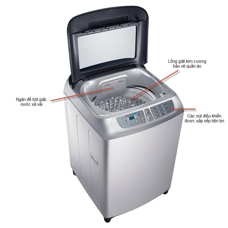 bảo hành máy giặt hitachi hà nội