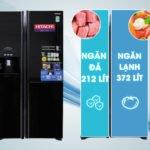 Hướng dẫn sử dụng tủ lạnh hitachi side by side