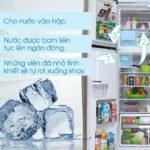 So sánh tủ lạnh Hitachi 4 cửa R-W660PGV3 và Hitachi R-W660FPGV3X GBK