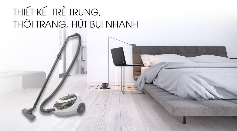 cach su dung may hut bui hitachi