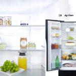 Kích thước tủ lạnh side by side panasonic